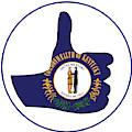 Thumbs Up Kentucky by Bigalbaloo Stock