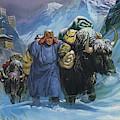 Tibet by Angus McBride