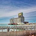 Tifft St Pier by Jim Lepard