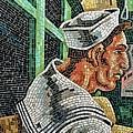 Tiled Sailor by Rob Hans
