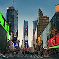 Times Square - Dec 2018 by S Paul Sahm