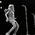 Tina Turner At The Greek Theatre by Michael Ochs Archives