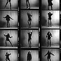Tina Turner Contact Sheet by Jack Robinson