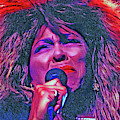 Tina Turner by Mal Bray