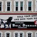 Tobacco Sign by Cynthia Guinn