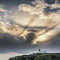 Tod Head Sunrise by Dave Bowman
