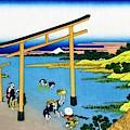Top Quality Art - Mt,fuji36view-nobotonoura by Katsushika Hokusai