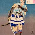 Top Quality Art - Soga Brother Vengeance by Tsukioka Yoshitoshi