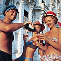 Top Up by Slim Aarons