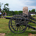Touring The Gettysburg Battlefield by James Brunker