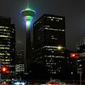 Tower Glow by Brad Allen Fine Art