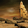 Towers Of Icarus II by Marc Ward