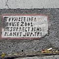Toynbee Tile Nyc by Richard Reeve