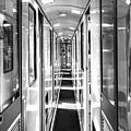 Train Corridor by Sharon Popek