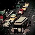 Tram Turntable by Slim Aarons