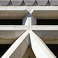 Transamerica Pyramid In San Francisco Abstract Geometry Details R734 by Wingsdomain Art and Photography