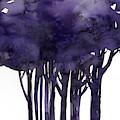 Tree Impressions 1g by Kathy Morton Stanion