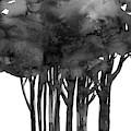 Tree Impressions 1l by Kathy Morton Stanion