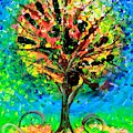 Tree Of Faith by J Vincent Scarpace