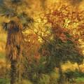 Tree Scene by Leigh Kemp