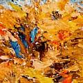 Trees Having Fun by Carol Stanley