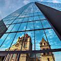 Trinity Church - Boston Architecture by Joann Vitali