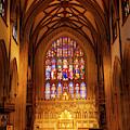 Trinity Church - Nyc by Brian Jannsen