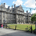 Trinity College Ireland by Cindy Murphy