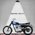Triumph Trophy Tr6 by Mark Rogan
