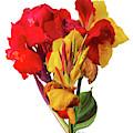 Tropical Bouquet by Kandyce Waltensperger