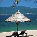 Tropical Holidays On Nha Trang Beach by Fototrav