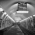 Tube Station by Fox Photos