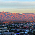 Tucson At Last Light by Chance Kafka