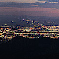 Tucson From Mount Lemmon by Chance Kafka
