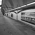 Tunnel In London  by John McGraw