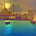 Turkish  Moonlight by S Seema  Z