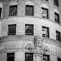 Turks Head Building Providence Rhode Island by Edward Fielding
