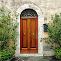 Tuscan Door by Mark Duehmig