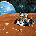 Two Person Rover by Marc Ward