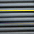 Two Yellow Lines by Stuart Allen