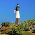 Tybee Island Light Memorial Day by Dan Sproul