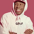 Tyler The Creator by Walter Neal