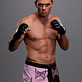 Ufc Fighter Portrait Shoot by Josh Hedges/zuffa Llc