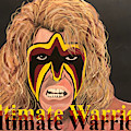 Ultimate Warrior Writing Version by Chris Dippel
