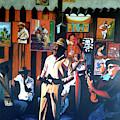 Uncle Bar by Jose Manuel Abraham