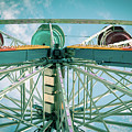 Under The Ferris Wheel by Anthony Doudt