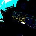 Underwater Car by Artist Dot