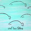 unFIniSHed Fish by Deborah Boyd