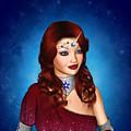 Unicorn Princess Adoria by Dkate Smith