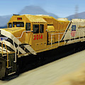 Union Pacific 2014 At Work by Garland Johnson